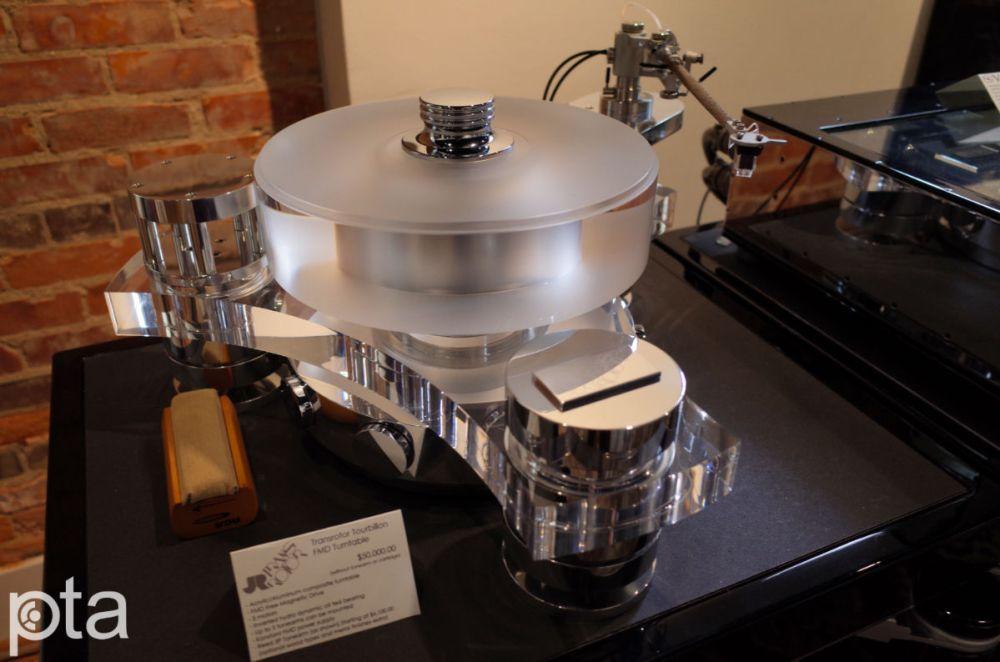 Transrotor, the audio company