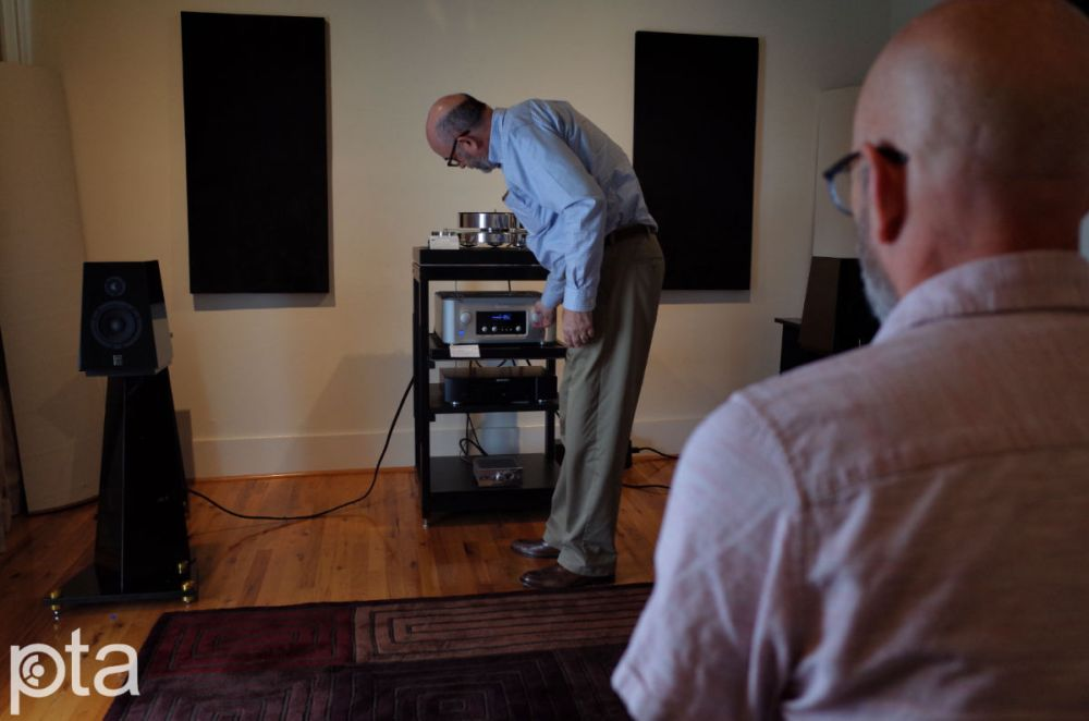 the audio company