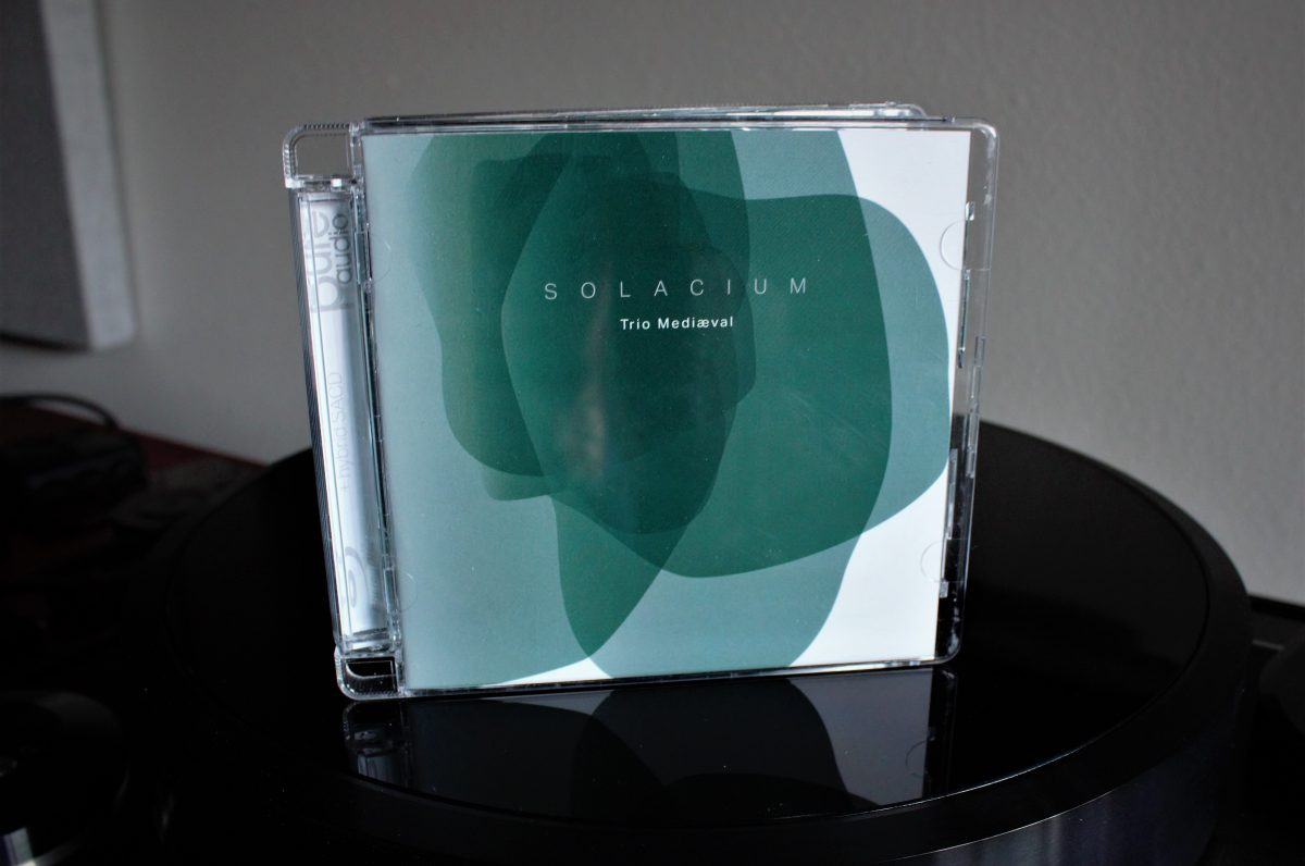 Trio Mediæval, Solacium | The Vinyl Anachronist