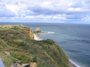 Point du Hoc from above