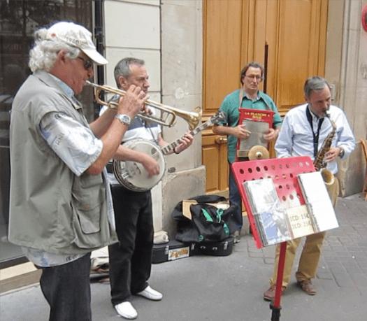 La Planche A Dixie on Boulevard Saint-Germain
