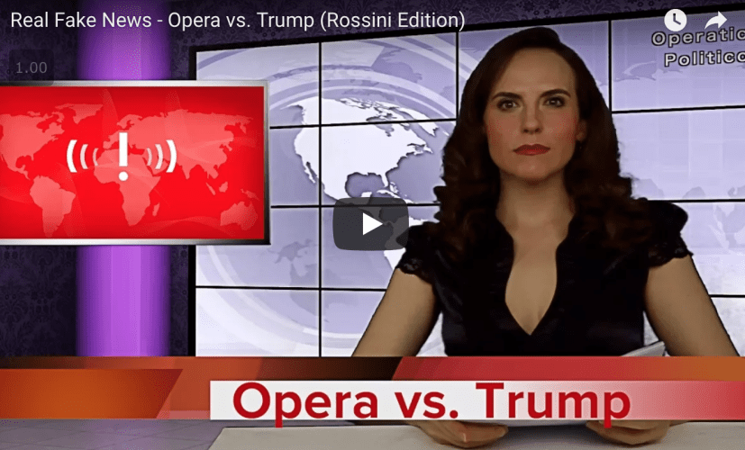 Opera vs Trump