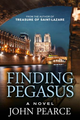 Finding Pegasus Cover LARGE EBOOK