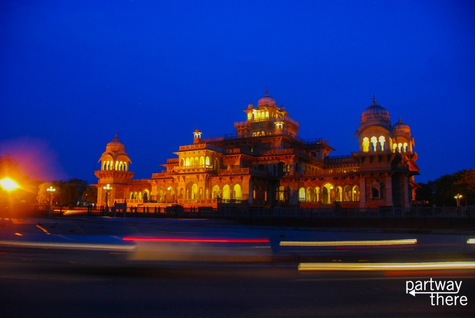 The town hall in Jaipur, India