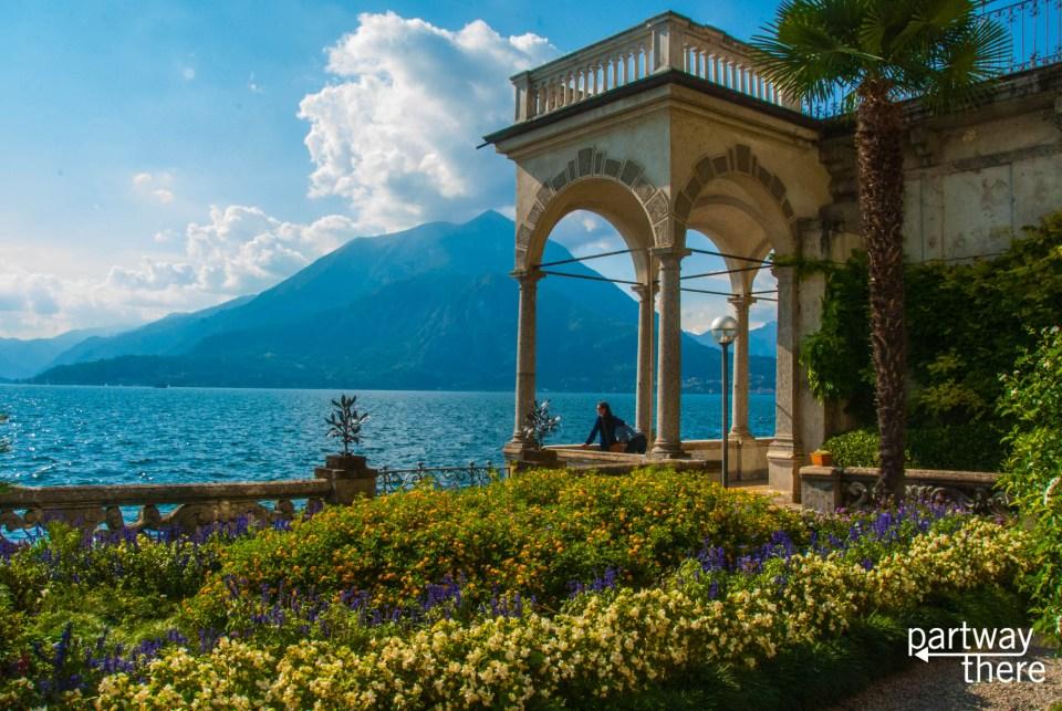 Villa Monastero gardens