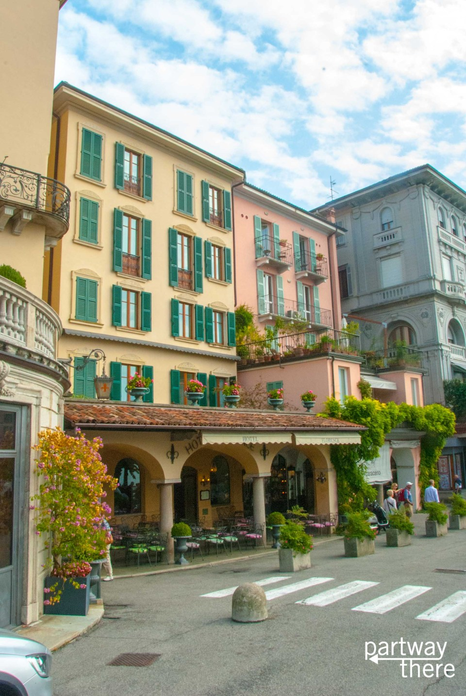Bellagio in Lake Como