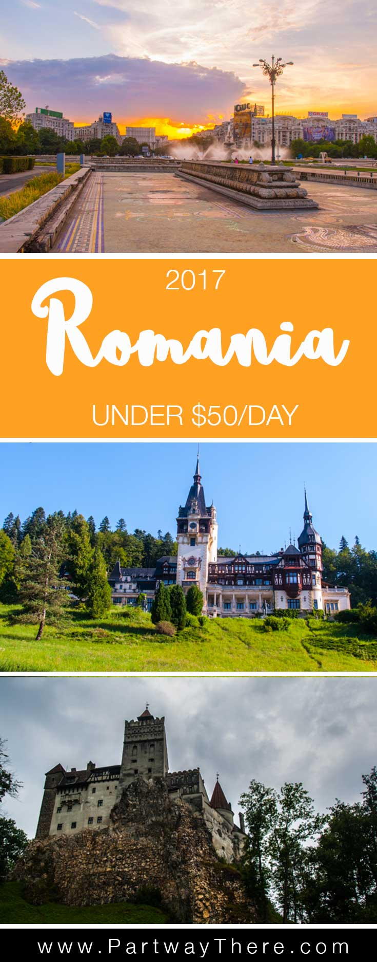 How I visited Romania (Bucharest and Transylvania) and spent under $50 per day