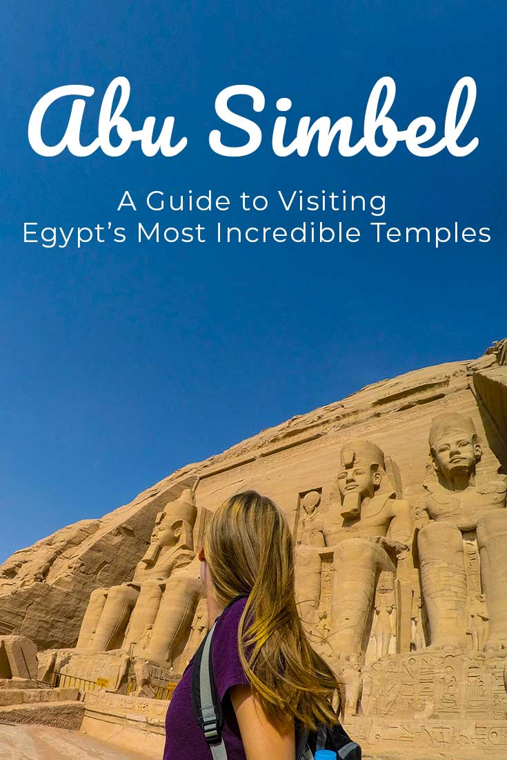 A guide to visiting Abu Simbel, Egypt's most incredible temple complex