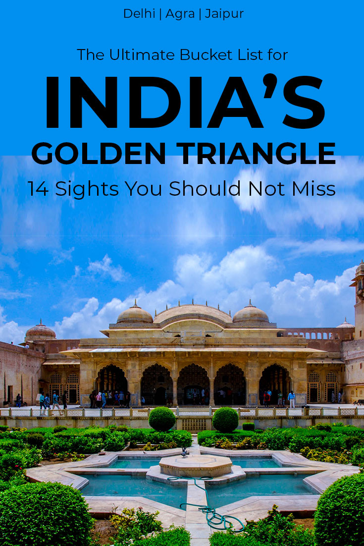 India's Golden Triangle - 14 sights you shouldn't miss