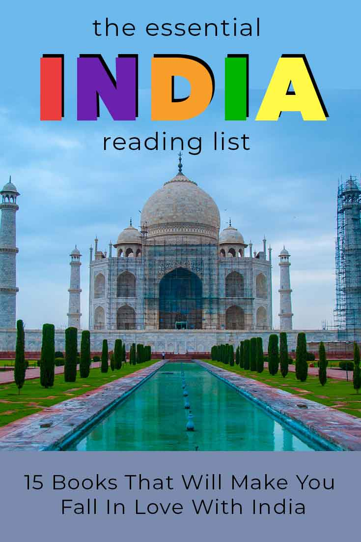 15 great books to read about India