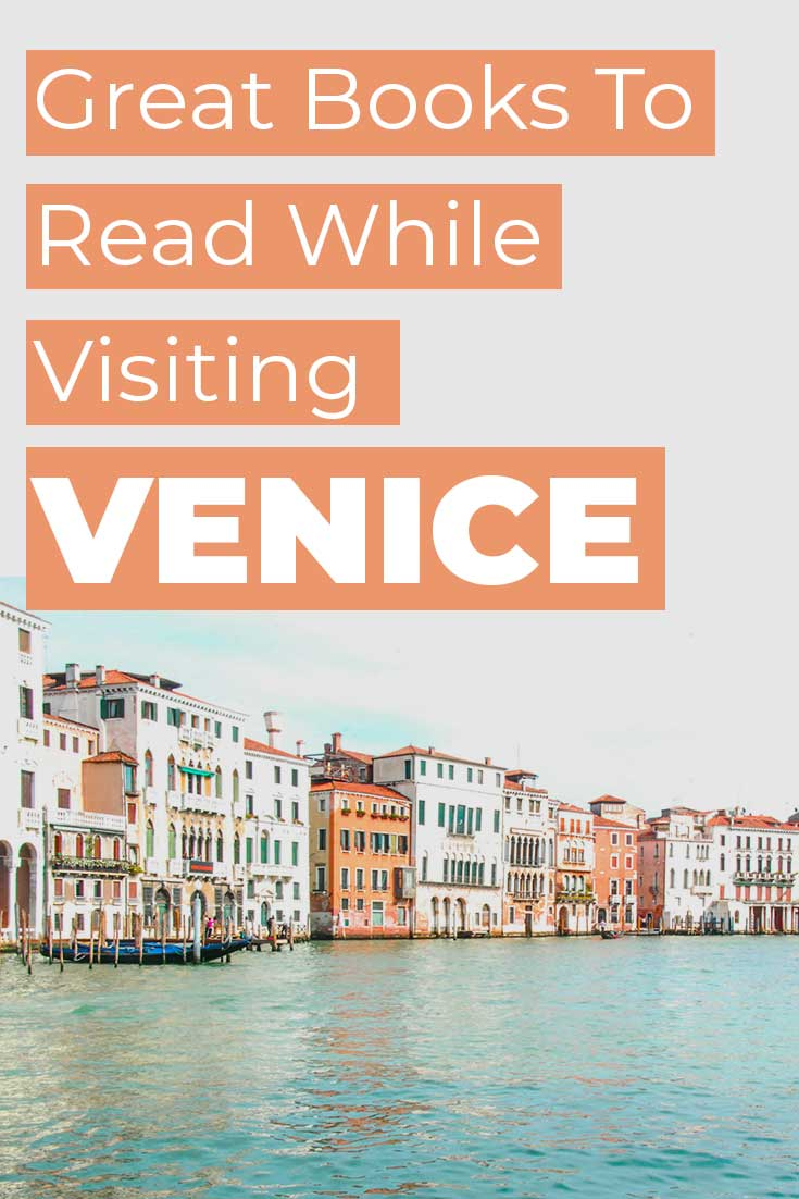 Great books to read while visiting Venice.