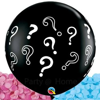 Gender Reveal Ballon Arnhem