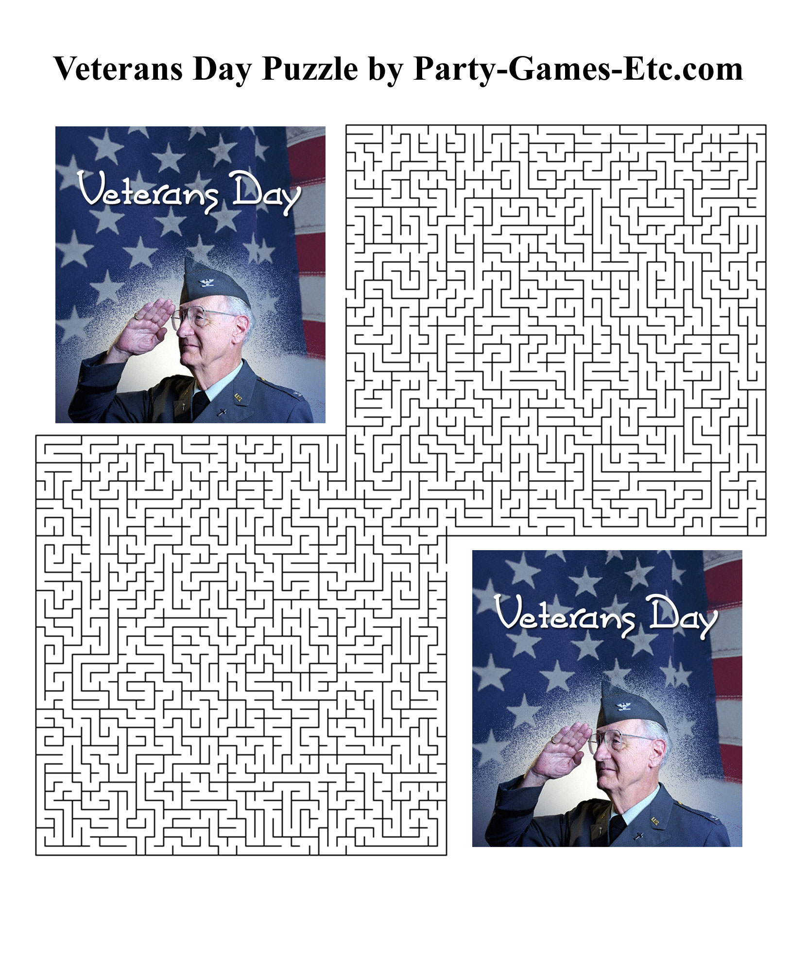 Veterans Day Party Games Free Printable Games And