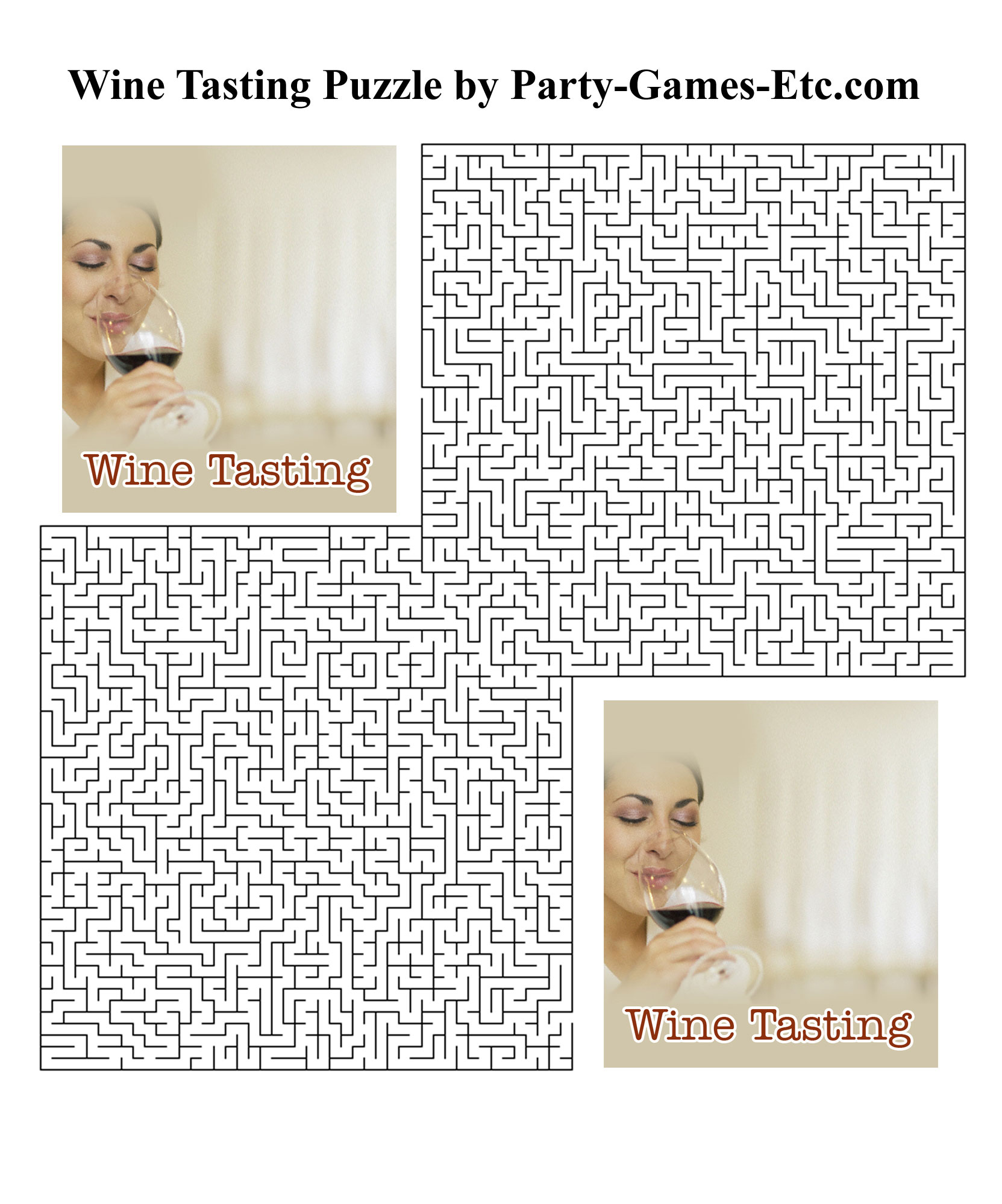 Wine Tasting Party Games Free Printable Games And Activities For A Theme Celebration