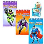 Super Hero Notebook