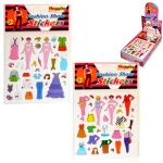 Fashion Show Stickers