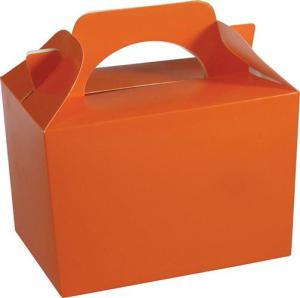 Orange Party Box. Great for Halloween Parties