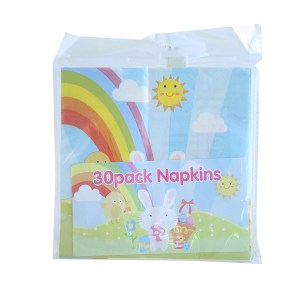 Easter Party Napkins