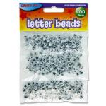 Pack of 300 letter beads