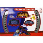 Clockwork Train Set