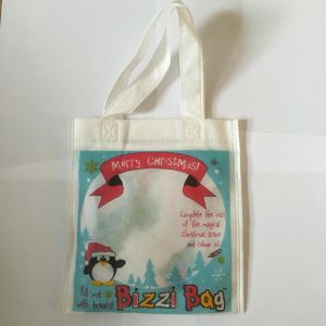 Christmas Bizzi Bag Outer