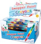 Swapper Point Crayons