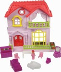Wrapped Doll House