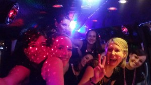 Book a party bus for shuttle srevices