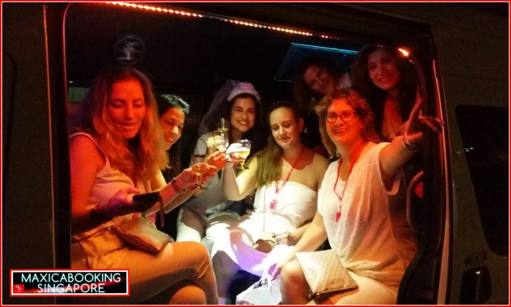 Mobile Hens Party