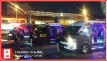Party Bus event bookings