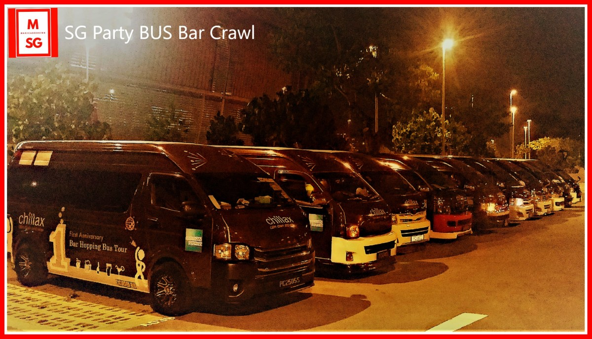 Benefits that comes with online Party BUS Booking options at MaxiCABooking SG