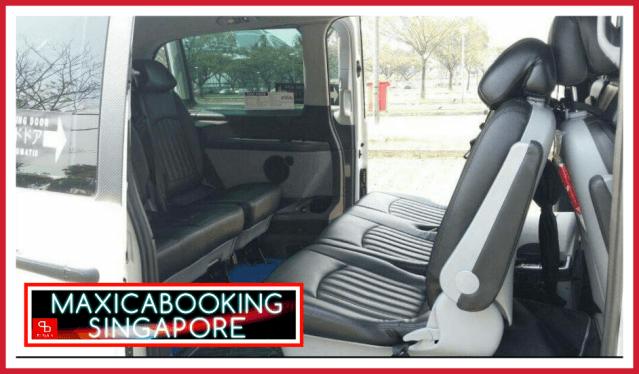maxi cab 7 seater
