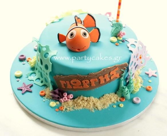 Nemo Cake 2a