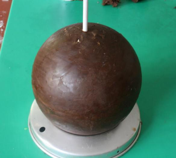 Sphere Biscuit Cake 19