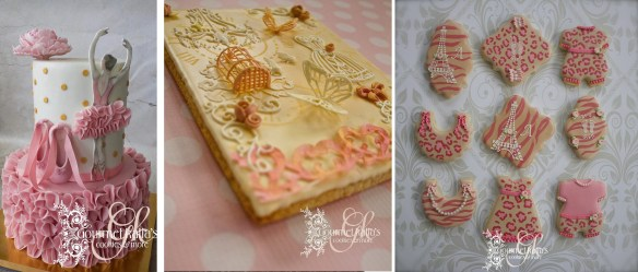 Cakes By Samantha Σαμάνθα Fouska Tsakopoulos Zozefa Zosefina Masterchef Akis Ζαχαρόπαστα Sagias Sugarart GK Cookies