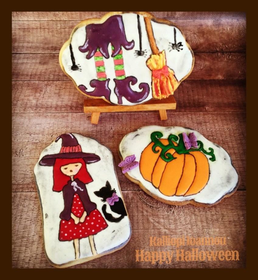 This is Halloween 2016 Samantha Σαμάνθα Τουρτα τουρτες μπισκότα καπ κεικς Cupcakes καπκεικς Cake Pops