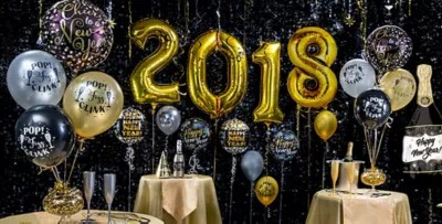 New Years Eve Balloons - Party City