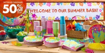 Beach Party Theme - Beach-Themed Party Supplies