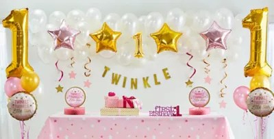 Party City Baby Shower Decorations