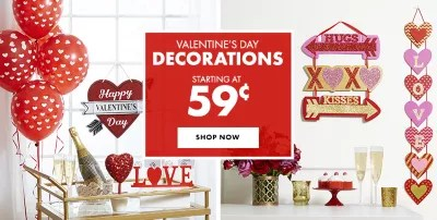 Valentines Day Decorations Valentines Day Party