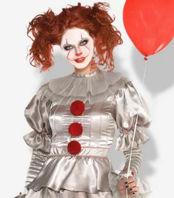 A key goal for most costumed partiers. Scary Halloween Costumes For Kids Adults Party City