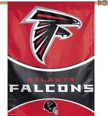Atlanta Falcons Banner Flag 27in X 37in Party City