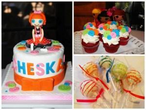 Francheska's Lalaloopsy Themed Party – 4th Birthday
