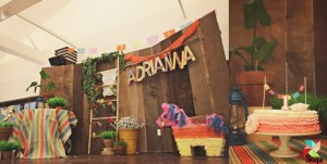 Adrianna's Fiesta Chic Themed Party – 1st Birthday