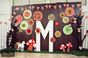 Mattina's Little Red Riding Hood Themed Party – 1st Birthday