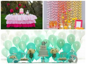 Party Décor : The Ombré Fever