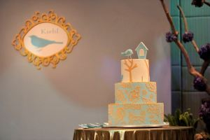 Clyde's Little Blue Bird Themed Party – 1st Birthday