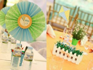 Pio's Kite Themed Party – 1st Birthday