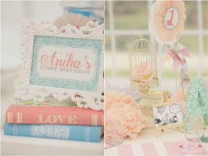 Anika's Shabby Chic Themed Party – 1st Birthday