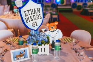 Ethan's Ralph Lauren Polo Club Themed Party – 1st Birthday